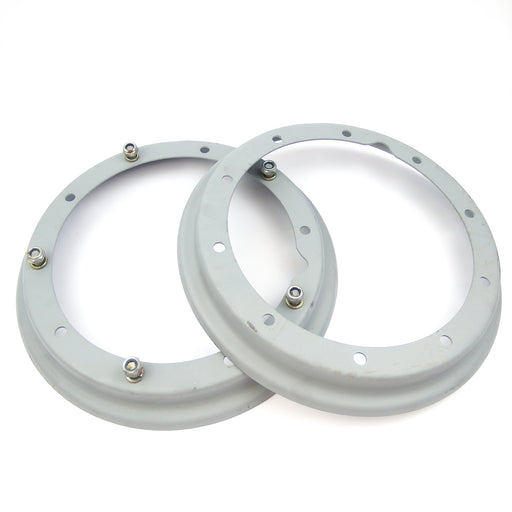 Vespa Wheel Rim Standard Italian Chrome GS160, SS180