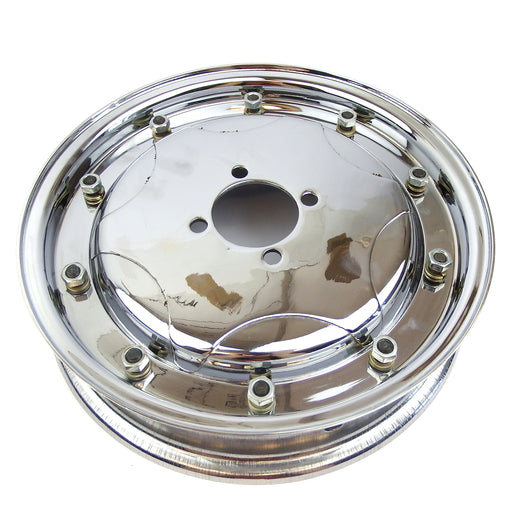 Wheel Rim Vespa - 3.50x8 Conversion to 10inch Star Rim GS,VBB