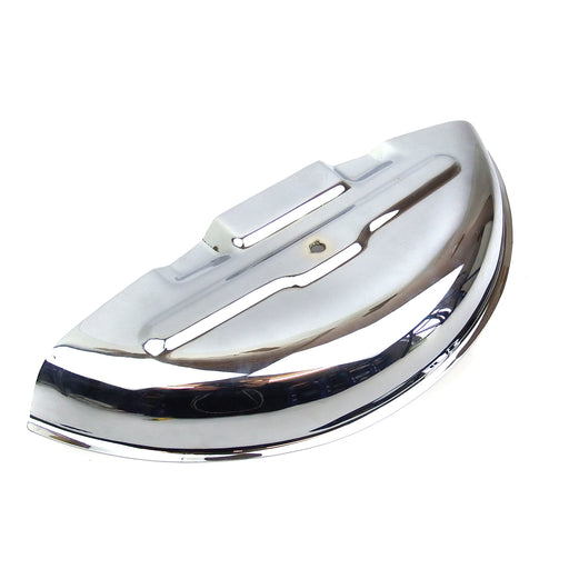 Vespa - Spare Wheel Cover - Chrome - GS160