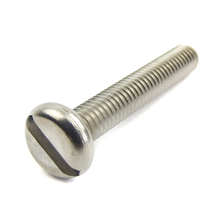 Pan Head Screw M5 x 30mm Stainless