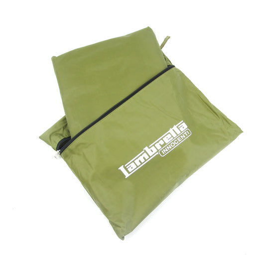 Scooter Cover - With Lambretta Logo - Olive