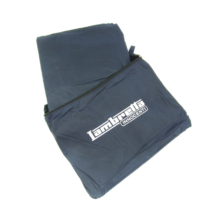 Scooter Cover - With Lambretta Logo - Dark Blue