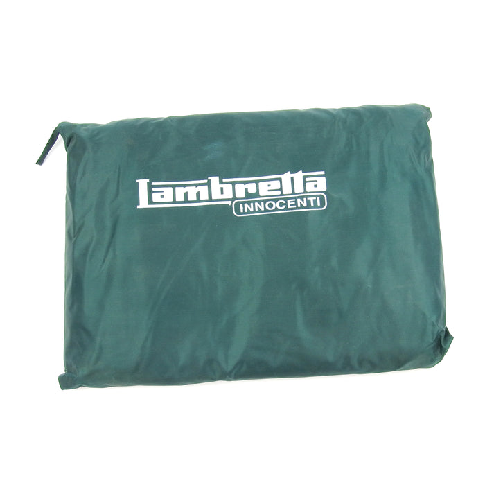 Scooter Cover - With Lambretta Logo - Dark Green