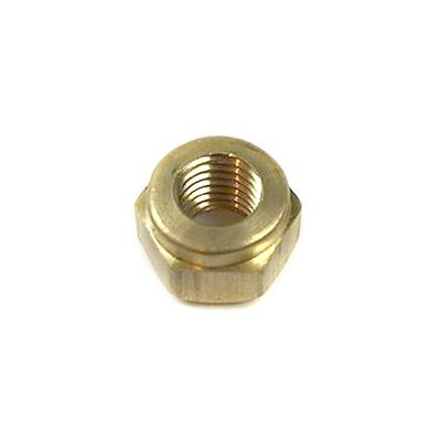 Fastener - Nut - M7 Brass Exhaust Nut