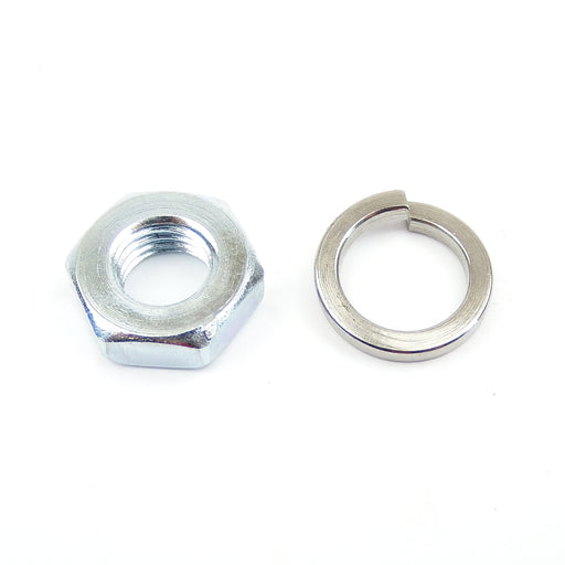 Front Shock Top Nut & Spring Washer for PX, PE, T5 models