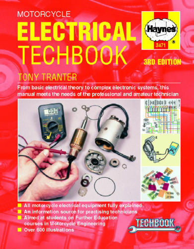 Manual - Haynes Motorcycle Electrical Manual