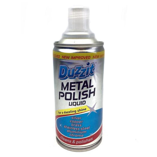 151 Duzzit Metal Polish - Liquid - 180ml