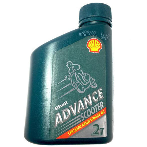 Shell Advanced Scooter 2 Stroke Oil 500ml