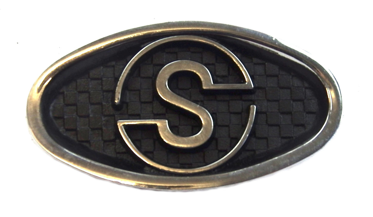 Lambretta SIL GP DL Scooters India Limited S Horncover Badge - Excellent Quality