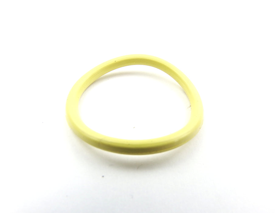 Twistgrips Sundance Rubber O Rings Set Yellow