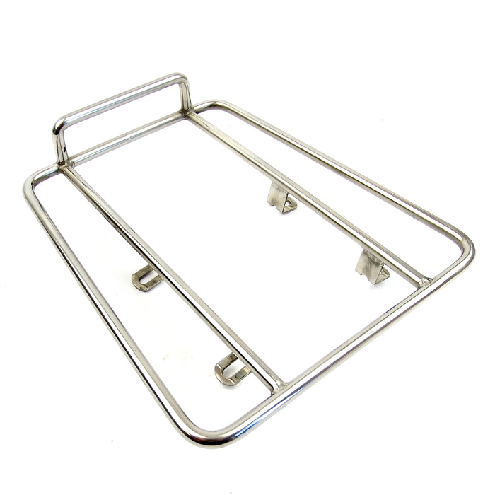 Scomadi Rear Sprint Rack Stainless Steal
