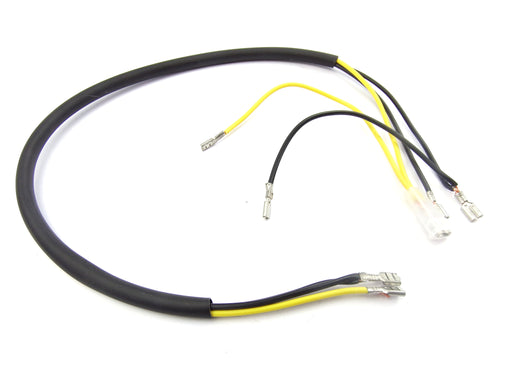 Vespa Wiring Speedometer To Under Horncover Wiring P200E/P125/1