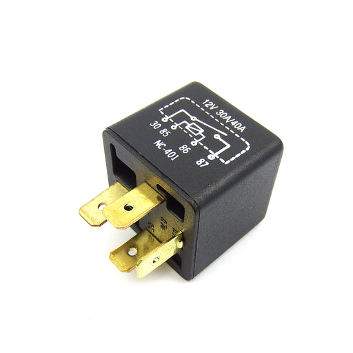 Electrical - Starter Relay - 12V 40 AMP - Scooter