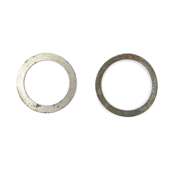 Lambretta - Handlebar Throttle Tube Washer Set