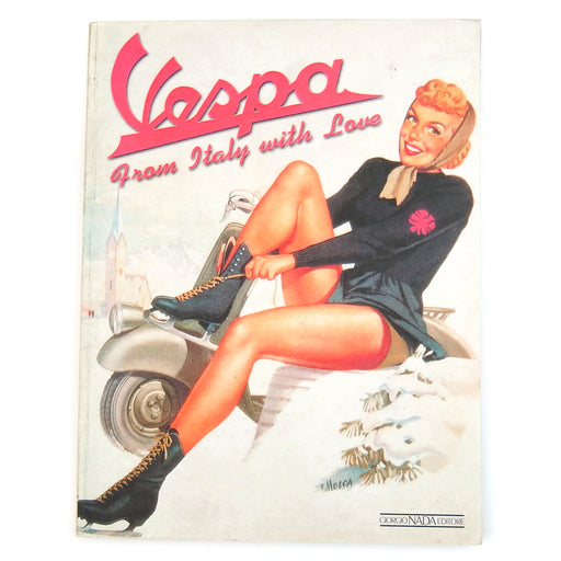 Vespa From Italy with Love - Beedspeed, Scooter Parts & Accessories For Lambretta, Vespa & More