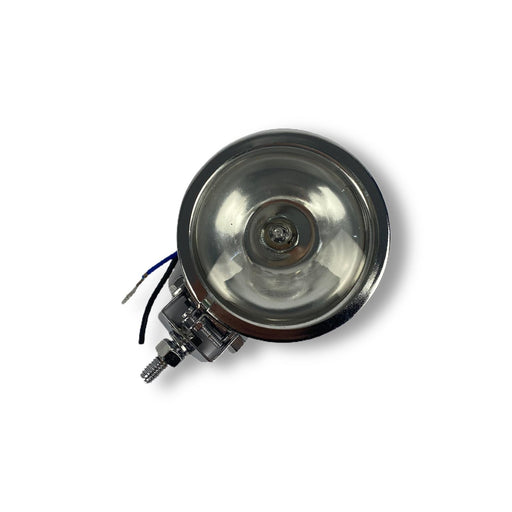 Vespa Lambretta Scooter Chrome Spotlight Spot Light - Clear Lens 95mm