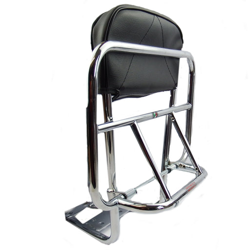 Backrest & Rear Carrier Cuppini 2 In 1 Universal