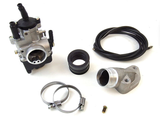 Carburettor Dellorto 25mm PHBL Kit Lambretta