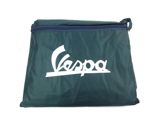 Scooter Cover - With Vespa Logo - Dark Green
