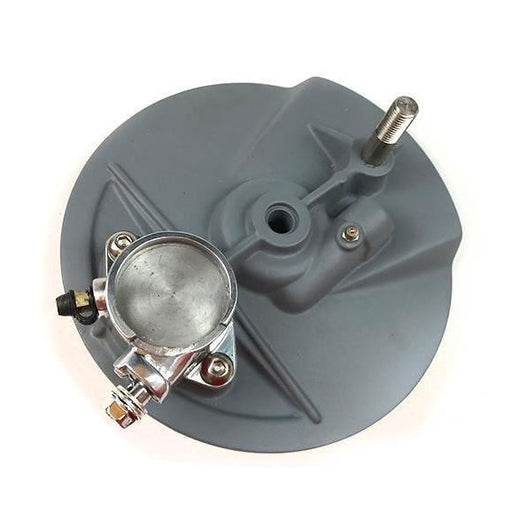 Lambretta - Disc Hub - Hydraulic Inboard Backplate and Caliper