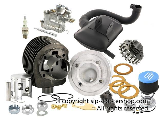 Polini 177cc Tuning Kit
