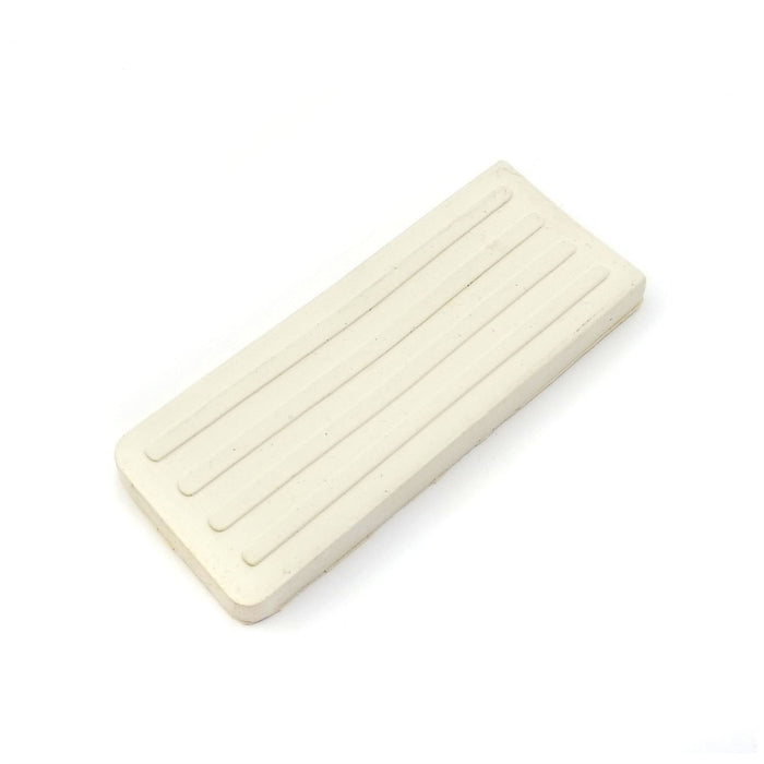 Front Carrier Replacement Rubber Hook Sleeve - White