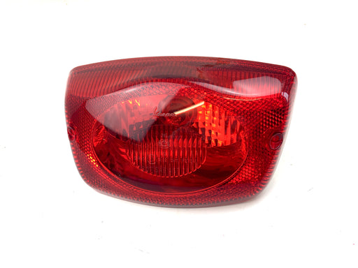 Rear Light Unit No Chrome Surround Vespa LX, LXV, SS