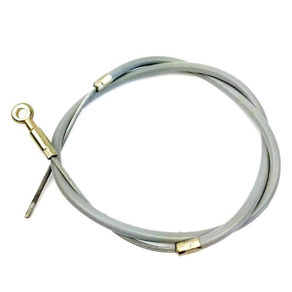 Vespa - Cable - Rear Brake Cable Complete With Hoop