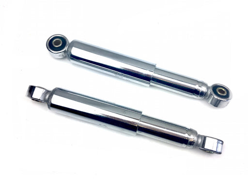Dampers Lambretta (Front) - Slim - Pair - Chromed