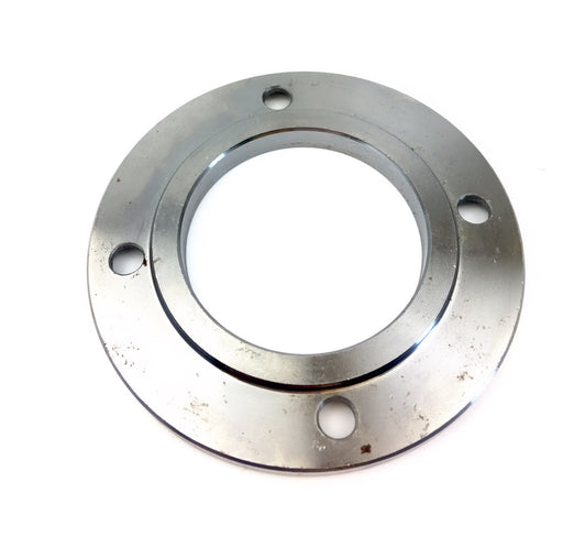 Lambretta Crankcase Drive Side Oil Seal Plate Stainless Steel