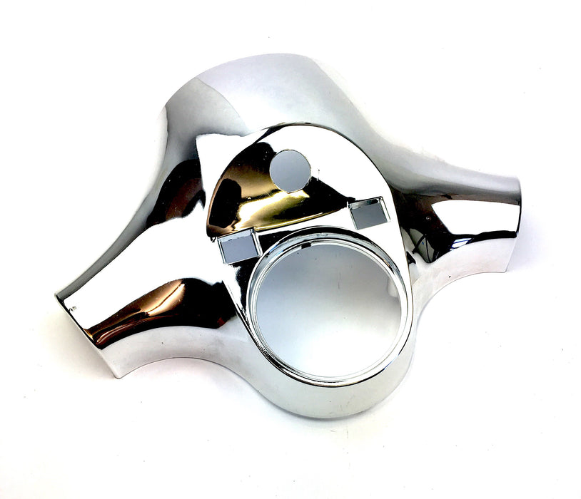 Vespa Headset Top Chromed Plastic P125X, P150X, P200E