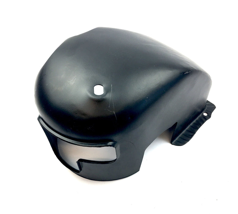 Lambretta Indian Head Cowling Black