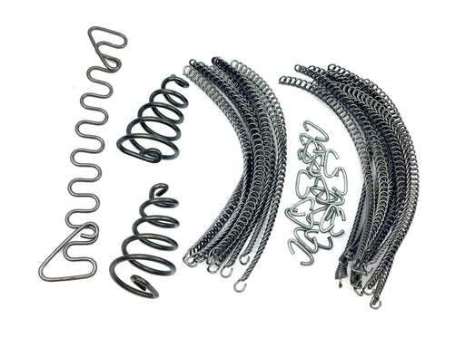Vespa - Seat Spring Replacement Set - For Dual Seats