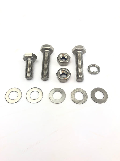Vespa - Brake Pedal Fixing Kit PX, T5, PK, Prim, Stainless Steel