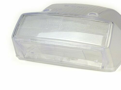 Vespa PX 2001 Onwards MY Disc Clear Rear Light Lens