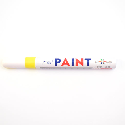 Tyre Marker Pen in Yellow