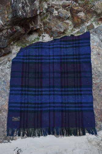 Plaid Blanket Small