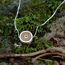 Twin Woods Pendant