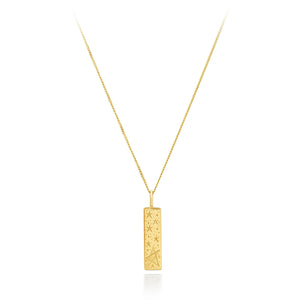 """Oh my Stars"" Necklace 9ct Gold - The Collective Dublin"