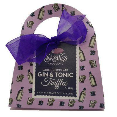 Gin & Tonic chocolates - The Collective Dublin