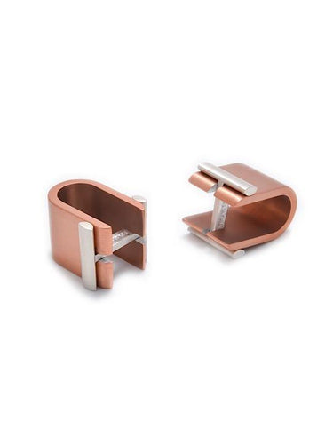 Affinor wrap around cufflinks