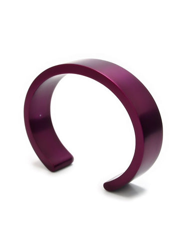 Oval Aluminium Cuff - The Collective Dublin