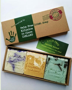 GIFT PACK OF 3 MIXED SOAPS - The Collective Dublin