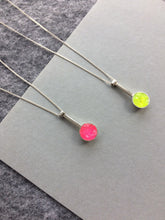 Neon Dome Drop Pendant