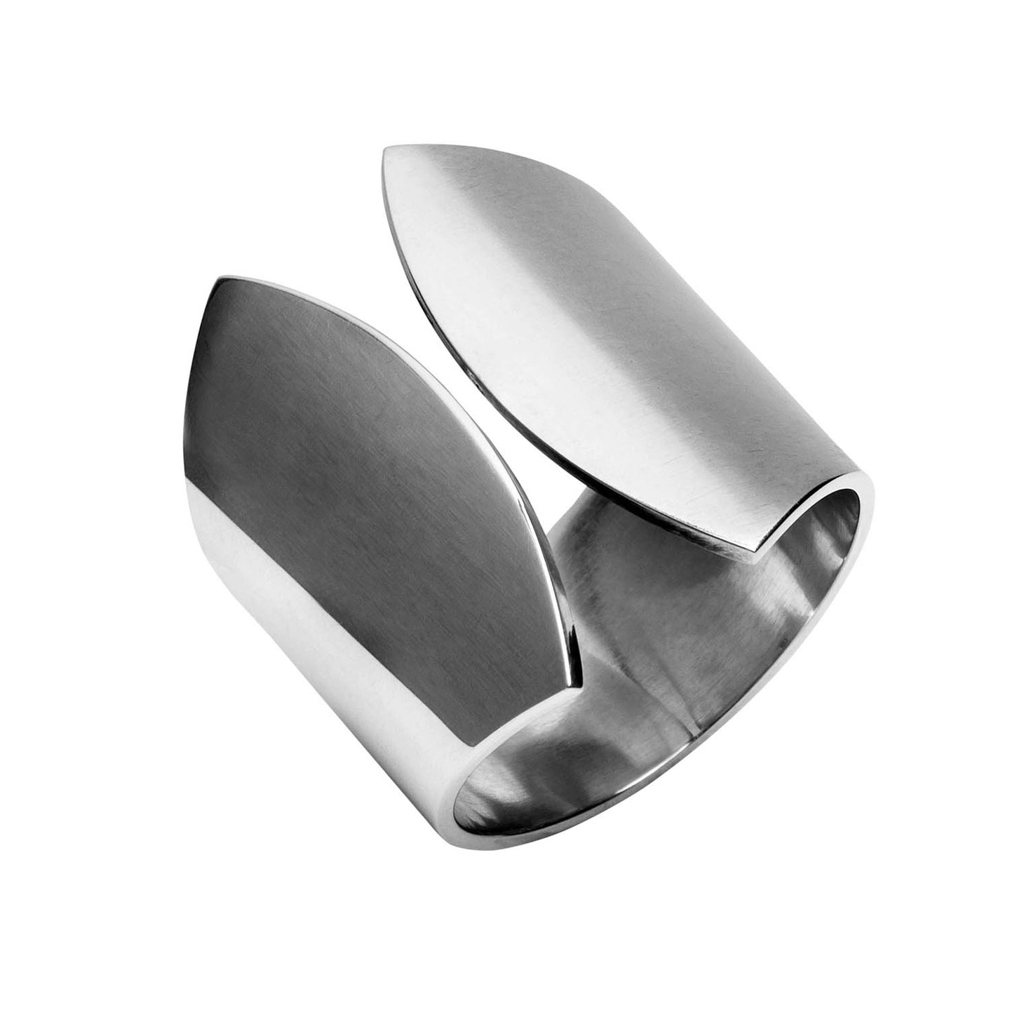 Silver cuff ring - The Collective Dublin