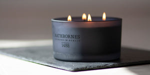 RATHBORNES / BEYOND THE PALE DUBLIN DUSK SCENTED TRAVEL CANDLE - The Collective Dublin