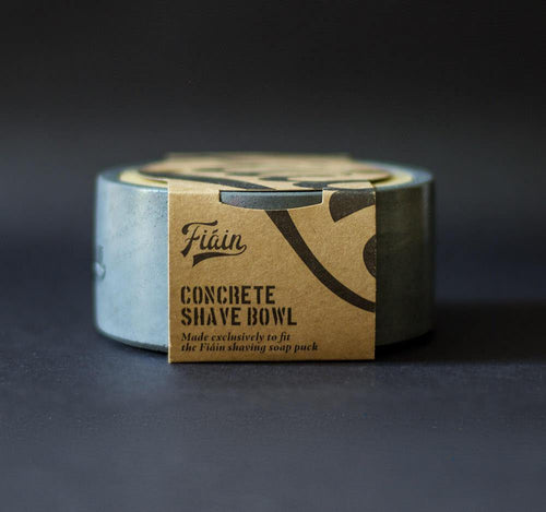 Concrete shaving bowl - The Collective Dublin
