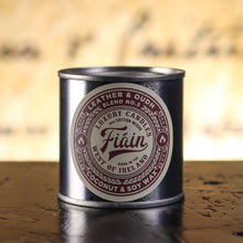 Leather & Oudh candle - The Collective Dublin