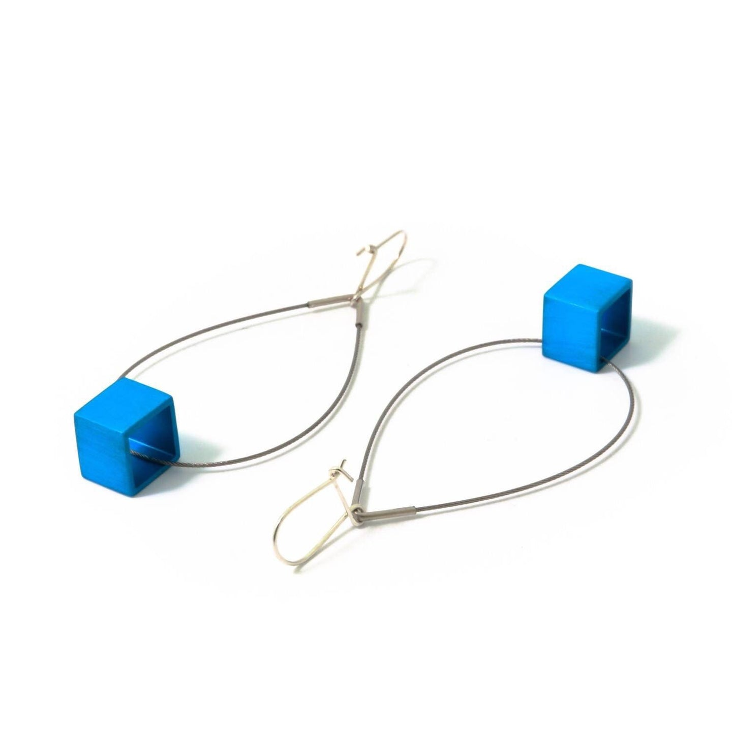 Phi Sort Drop Earring - The Collective Dublin