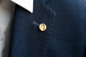 Pint lapel pin - The Collective Dublin